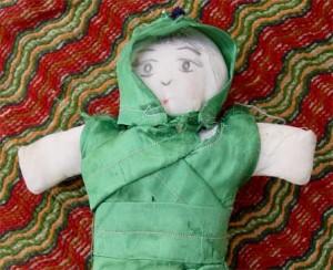 عروسک های کرمجگان، جشن بتیگان
